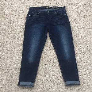 7 for All Mankind Josefina Skinny Boyfriend 👖